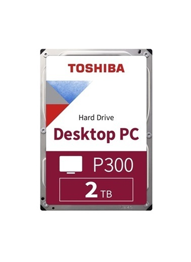 Toshiba Toshiba 2Tb P300 7200Rpm 64Mb Sata3 Hdwd120Uzsva Renkli
